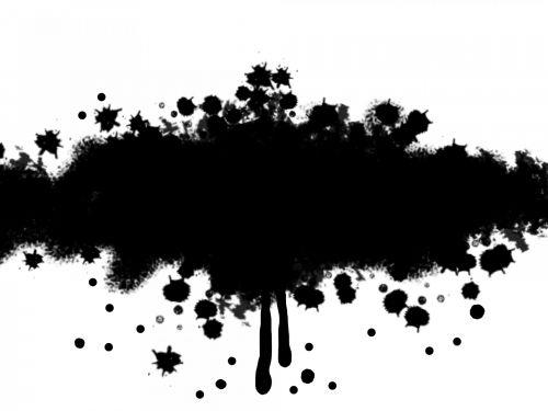 Iliustracijos, clip & nbsp, menas, iliustracija, grafika, juoda, Grunge, fonas, fonas, plakti, plyšimas, plakti, rašalas, dėmė, grafiti, juodas grunge