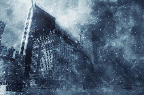 Blizzard, Sniegas, Sniegas, Šaltas, Žiema, Oras, Gamta, Snaigė, Ledas, Sniegas, Audra, Sušaldyta