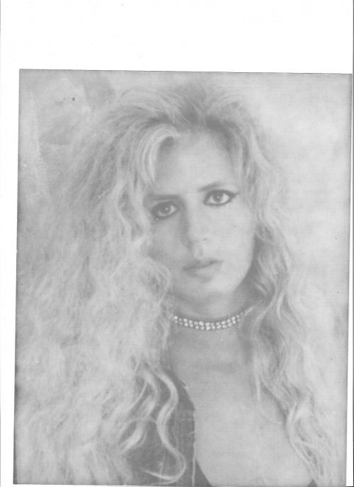 moteris, jaunas, Šviesiaplaukis, plaukai, šviesiaplaukė moteris su ilgais plaukais