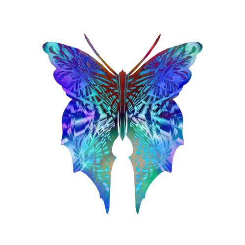 drugelis, drugeliai, dažytas & nbsp, stiklas, žaibiški & nbsp, sparnai, drugelis & nbsp, kolekcija, kolektorius, rinkimas, vabzdys, prizmė, opalescencija, pearly, vaivorykštė, raudona, violetinė, rožinis, mėlynas, mėlynas vanduo drugelis
