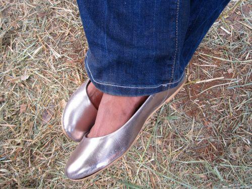 džinsai, mėlynas, pėdos, Lady, avalynė, mėlyni džinsai su sidabro batais