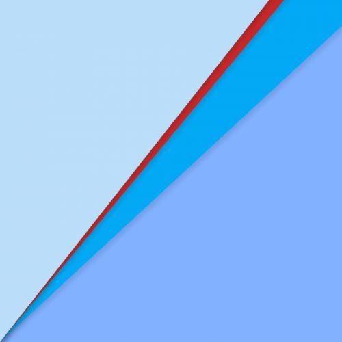 tapetai, fonas, mėlynas, trikampiai, raudona, juostelė, menas, linijos, geometrinis, mėlyni trikampiai su raudona juostele