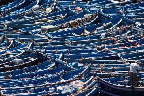 valtys,esaouira,Marokas,valtys uoste,mėlynos valtys,fischer
