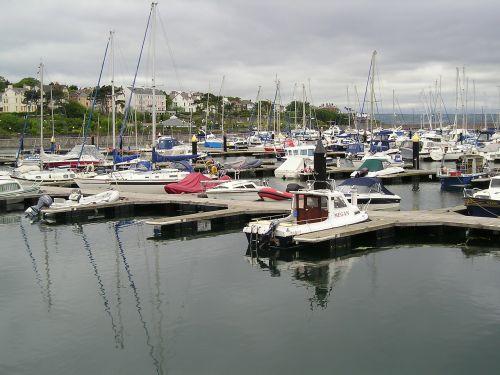 valtys,jachtos,uostas,uostas,marina,Bangoras,Airija,dokai,jūrinis,buriavimas,žvejyba,turizmas,žvejybos uostas,kranto,valtis,jūra,laivas,stiebai,uostas