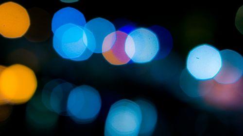 Bokeh,blur,mėlynas,geltona,ramus,naktis,šviesa,poveikis,magija,spalva,fonas,tapetai,laimingas,romantiškas,Vestuvės,meilė,minkštas,Bokeh fotografija,objektyvas,boko lęšis,boko fonas,bokeh light,tamsi bokeh,tamsi