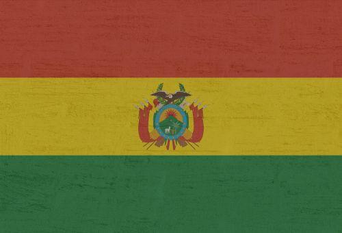 Bolivija,vėliava