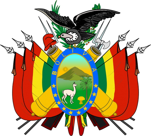 Bolivija,kailis,rankos,vėliava,crest,Bolivija,Šalis,piktograma,tauta,nemokama vektorinė grafika