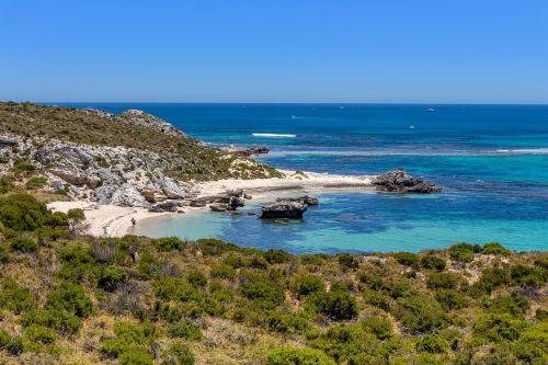 užsakytas,rottnest sala,rottnest,Wadjemup,Vakarų Australija,wa,Vakarų Australija,australia,jūra,vandenynas,sala,papludimys,krūmas,bushland