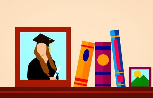 knygos, mokymasis, baigimas, namai, nuotrauka, atmintis, įrėminti, moterys, studentas, moterys, dekoracijos, švietimas, diplomas, universiteto studentas, pasiekimas, pasitikėjimas, motyvacija, jausmingumas, diena, vienas asmuo, suaugęs, vaizduotė, įkvėpimas, gyvenimo būdas, žmogaus veidas, žmonės, sėkmė, jaunas suaugęs, tik suaugusiesiems, be honoraro mokesčio, be honoraro mokesčio