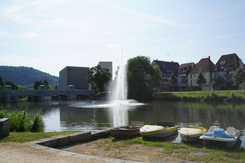 boot, Danube, atsigavimas, tuttlingen