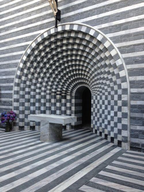 Bota, Bažnyčia, Ticino