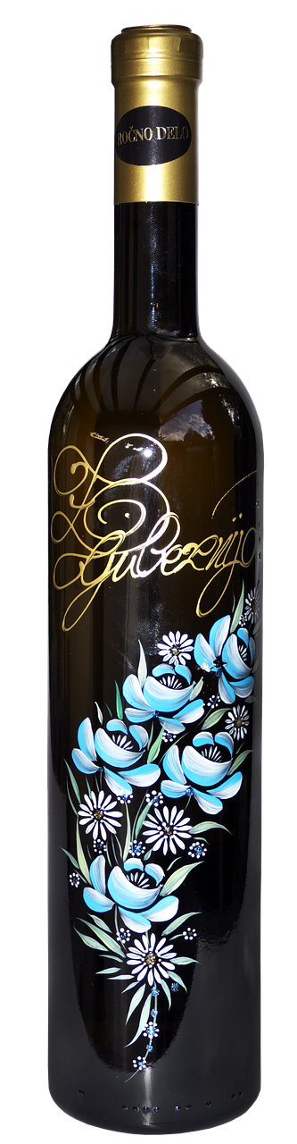 butelis,vyno butelis,dažytos,dekoratyvinis butelis,dekoruoti,stiklinis butelis,deko,dekoratyvinis,izoliuotas