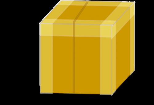 dėžė,kroviniai,kurjerį,dėžė,paketas,siuntas,medžio dėžė,nemokama vektorinė grafika