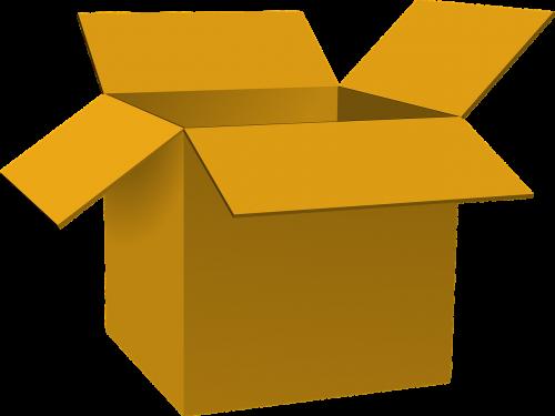 dėžė,atvejis,atidarytas,paketas,nemokama vektorinė grafika