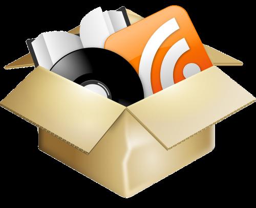 dėžė,kartonas,paketas,siuntas,ruda,pristatymas,transportas,knyga,įrašyti,siųsti,rss,maitinti,nemokama vektorinė grafika