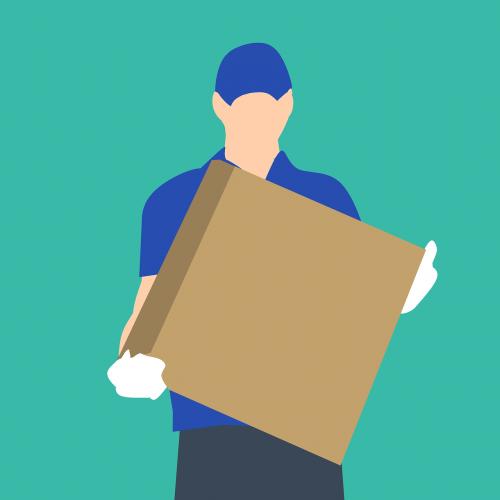 dėžė,kurjerį,pristatymas,pristatymas,Patinas,paketas,paštas,dėžutė,pakavimas,pranešimas,darbininkas,Paštas,paslauga,darbuotojas