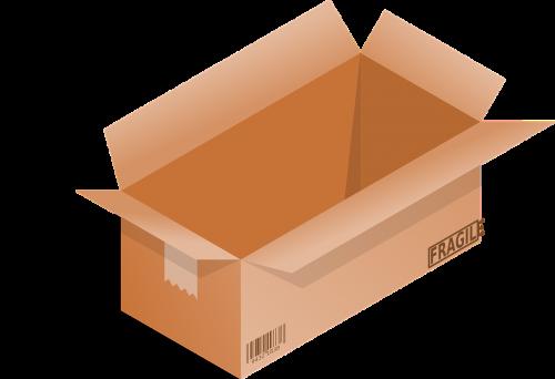 dėžė,trapi,paketas,pristatymas,kartonas,nemokama vektorinė grafika