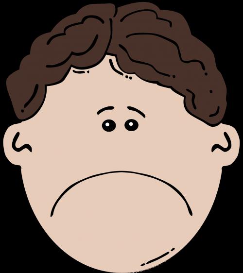 berniukas,liūdnas,liūdnas,emocija,depresija,Patinas,išraiška,sielvartas,bausmė,skausmas,nelaimingas,nemokama vektorinė grafika