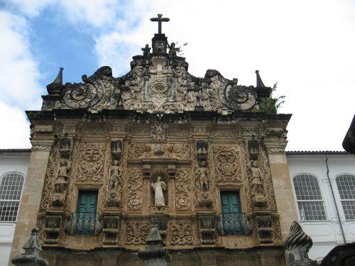 Brazilija,bažnyčia,istorija,Salvadoras Brazilija,religija,architektūra,pastatas,senas,Brazilijos,lotynų,orientyras,barokas
