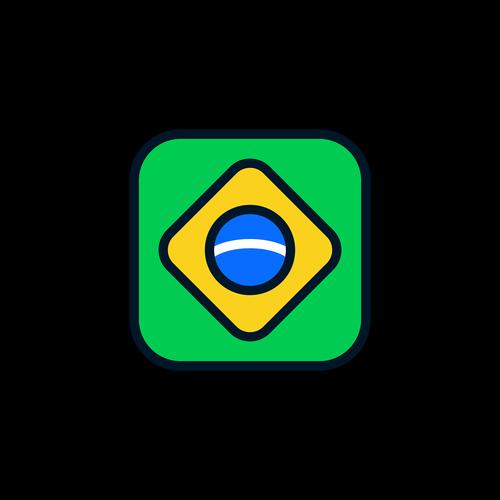 Brazilija, Brazilija piktograma, Brazilija vėliava, Pasaulio taurės Rusija, Futbolas, futbolo, komandos, puodelio, puodelio 2018, rusija 2018, pasaulio taurė, futbolo komanda, Nemokama iliustracijos