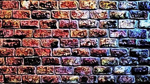 menas, meno, fonas, fonas, gražus, plyta, plytos, spalvinga, stalinis kompiuteris, poveikis, dažymas, siena, tapetai, platus & nbsp, ekranas, plytų sienų tapybos poveikis