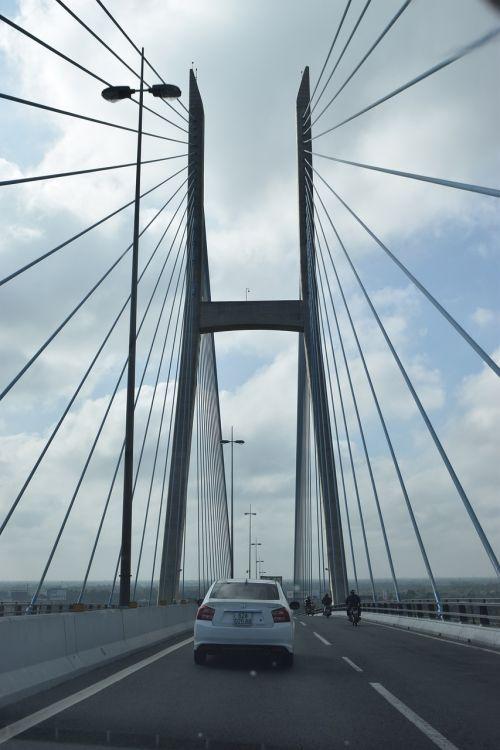 tiltas,lynai,menas