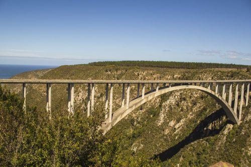 tiltas,pietų Afrika,bloukrans,bungee,didžiausias pasaulis,afrika,kelias