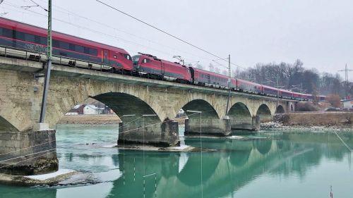 tiltas, vandenys, upė, kelionė, architektūra, traukinys, geležinkelis, transporto sistema, turizmas, vairuoti, horizontalus, be honoraro mokesčio