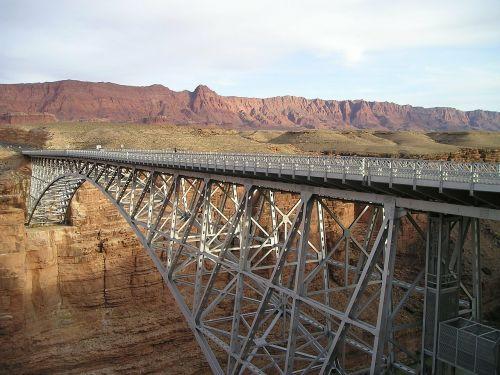 tiltas,usa,Gorge,Arizona