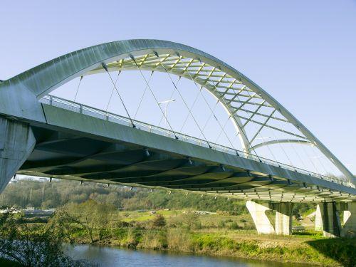 tiltas,lugo,rio miño