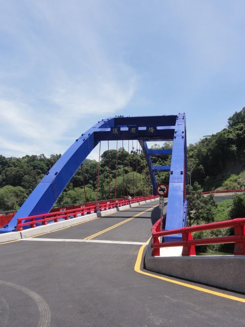 tiltas,kraštovaizdis,Taivanas