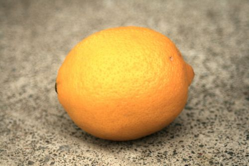 citrina, vaisiai, maistas, geltona, hdr, Bokeh, šviesus citrina