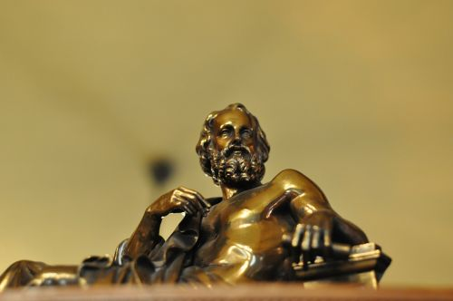 bronza,plato,mokslininkas