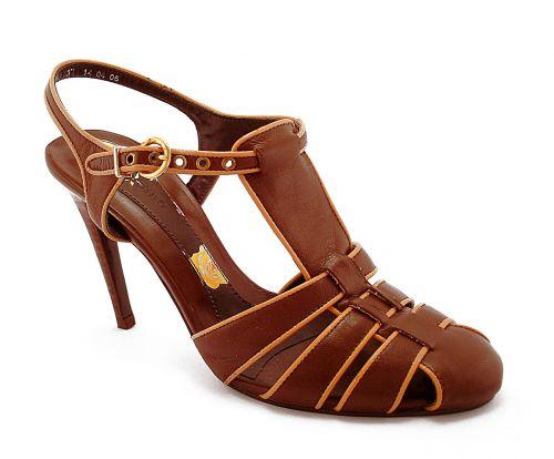 ruda,sandalas,Moteris