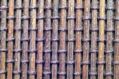 ruda,bambukas,medžiaga,mediena,spalva,pinti dirbiniai,pinti dirbiniai,pinti medinis,fonas,tekstūra,modelis,pluoštas