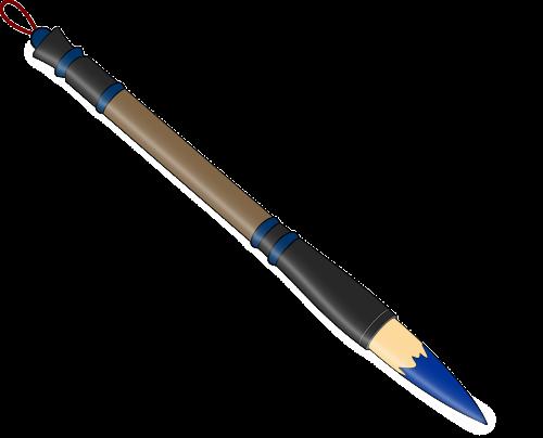 šepetys,dažymas,dažyti,šepečiai,įrankis,nemokama vektorinė grafika