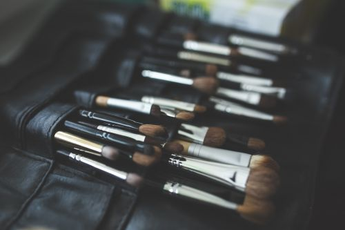 šepetys,šepečiai,profesionalus,įrankis,makiažas,makiažas,makiažas,grožis