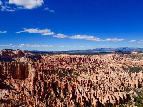 Bryce,kanjonas,Utah,parkas,gamta