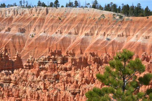 Bryce kanjonas,Bryce kanjonas,peizažas,Nacionalinis parkas,usa