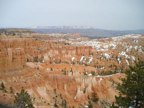 Bryce kanjonas,kanjonas,Gorge,Rokas,mation,uolos,bokštas,akmuo,Nacionalinis parkas,usa