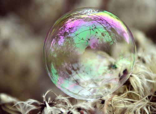 burbulas,muilo burbulas,vaivorykštinis,spalvinga,lengvumas,rutulys,atspindys,priklausyti,Uždaryti,skaidrus,veidrodis,gražus