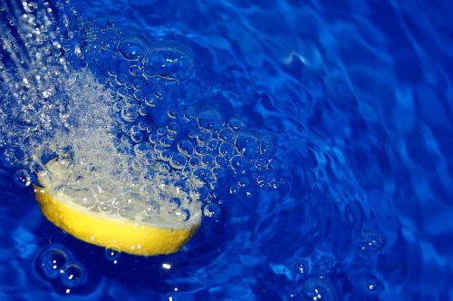 burbuliukai,vanduo,fonas,burbulas,abstrakcija,mėlynas,citrina,meno,fonas