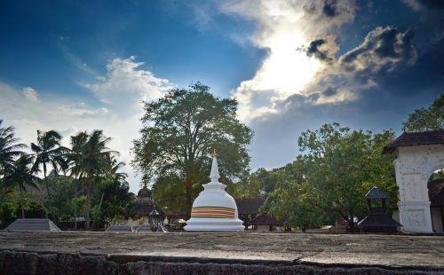budizmo šventykla,šventykla,šventykla,Šri Lanka,ceilonas,kandy,danties šventykla