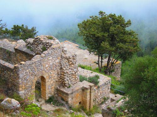 Bufavento,pilis,Kipras
