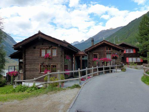 Pastatas, Alpių, Zermatt
