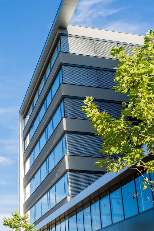 pastatas,šiuolaikiška,architektūra,stiklas,atspindys,biurų pastatas,modernus pastatas,Čekijos Respublika,naujas pastatas