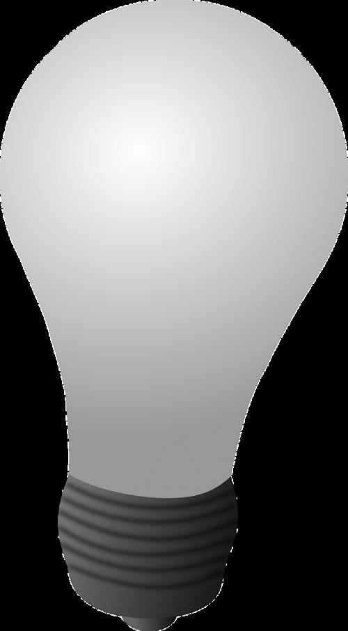 lemputė,šviesa,elektros lemputė,lempa,energija,galia,idėja,apšvietimas,mąstymas,vidaus,nemokama vektorinė grafika