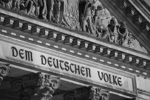 Bundestagas, Volke, Vokietija, Berlynas, Vokietija, Miestas, Miesto, Parisian Place