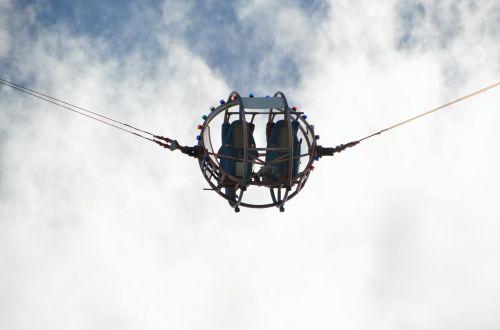 raketa, bungie, bungee, šaukti, du, važiuoti, sėdynė, šaudyti, šviesus, bounce, aukštyn, panika, karnavalas, paleisti, baugus, jaudulys, oras, bungee ride