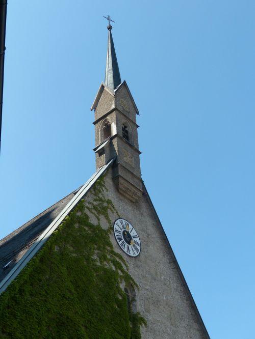 burgerpital bažnyčia,bažnyčia,bokštas,bažnyčios laikrodis,ligoninės bažnyčia,Romos katalikų,parapijos bažnyčia,st blasius,šventoji dvasinė bažnyčia,salzburg,Senamiestis,salės bažnyčia,istorinis išsaugojimas,UNESCO pasaulio paveldas,istorinis centras